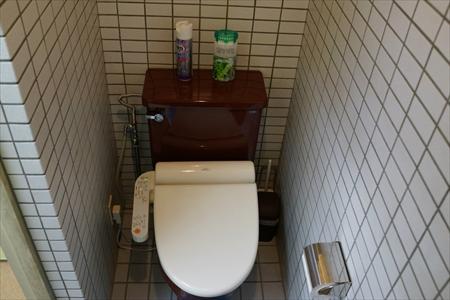 レコーディングスタジオ87 トイレ