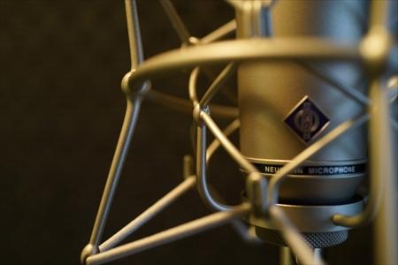 レコーディングスタジオ87 レコーディングブース01
