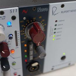 【機材情報】Rupert Neve Designs Portico 511 Mic Pre が導入されました!